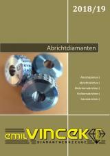 Emil Vincek Diamantwerkzeuge - Abrichtdiamanten 2018-2019
