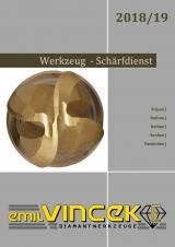 Emil Vincek Diamantwerkzeuge - Schärfdienst 2018-2019