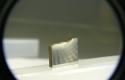 Erodierte PKD Profilplatte - Emil Vincek Diamantwerkzeuge