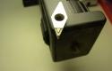 PKD Schneidplatte mit Spanbrecher - Emil Vincek Diamantwerkzeuge
