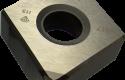 CBN-Wendeschneidplatte mit Wiperanschliff - Emil Vincek Diamantwerkzeuge