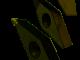 Wendeplatten Spalier